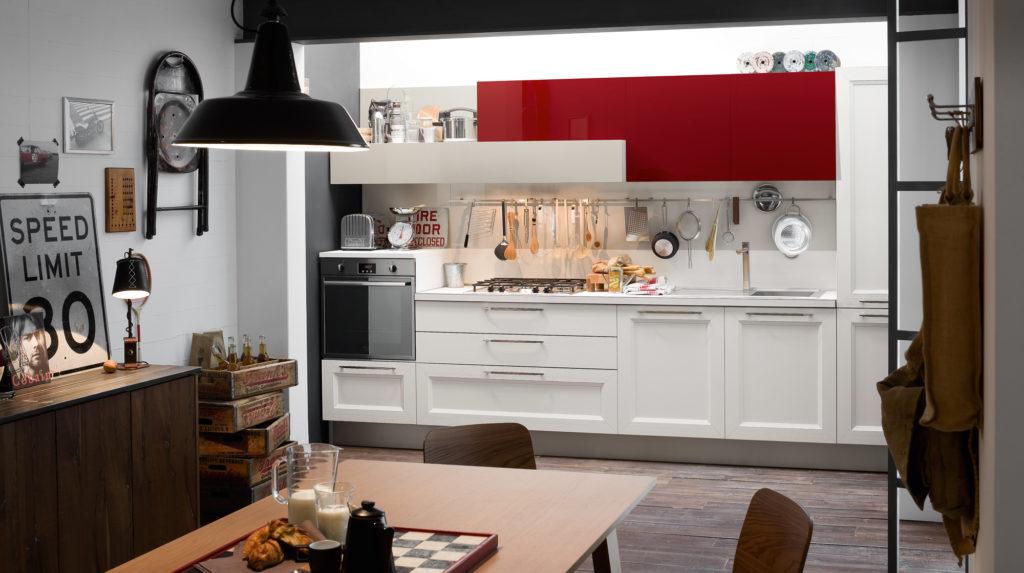 Μοντερνα επιπλα κουζινας VENETA CUCINE, VENETA AVANT μοντελο Tablet
