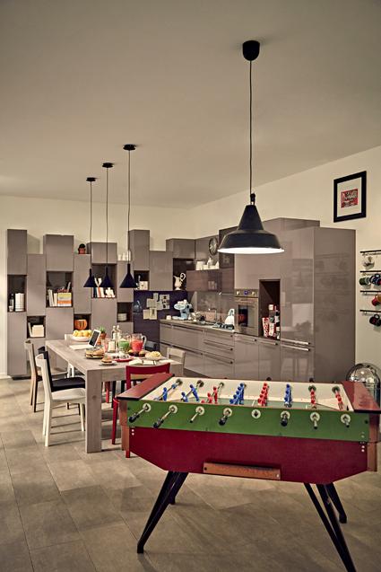 Μοντερνα επιπλα κουζινας VENETA CUCINE, VENETA AVANT