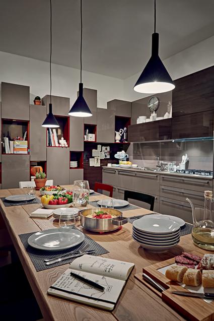 επιπλα κουζινας μοντερνα και κλασικα VENETA CUCINE, VENETA AVANT