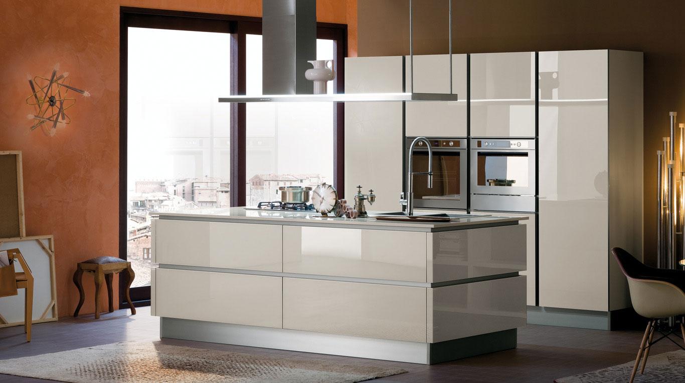 Κλασικα επιπλα κουζινας VENETA CUCINE, VENETA AVANT μοντελο RI-FLEX