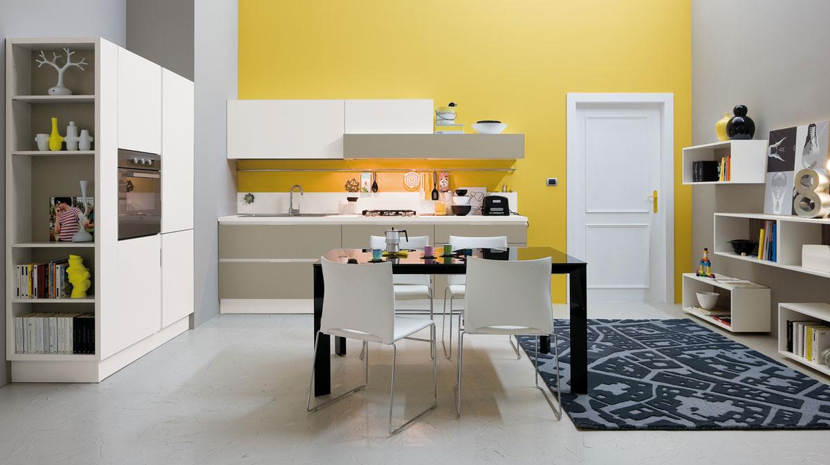 Μοντερνα επιπλα κουζινας VENETA CUCINE, VENETA AVANT μοντελο START