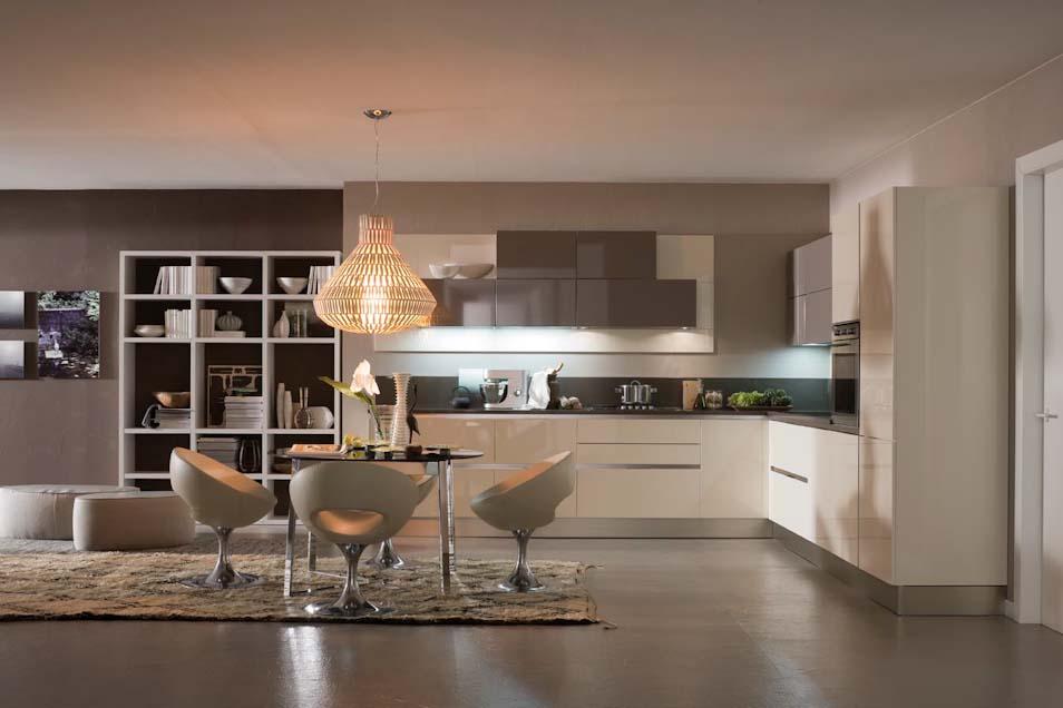 Μοντερνα επιπλα κουζινας VENETA CUCINE, VENETA AVANT μοντελο Carrera Plus