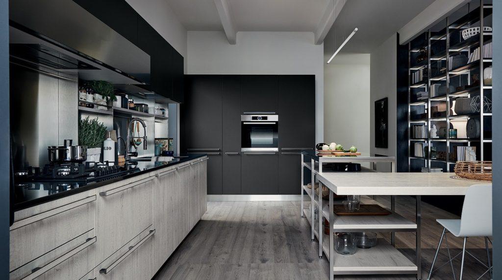 Μοντέρνα επιπλα κουζινας απο την Veneta Cucine-Veneta Avant μοντέλο Ethica