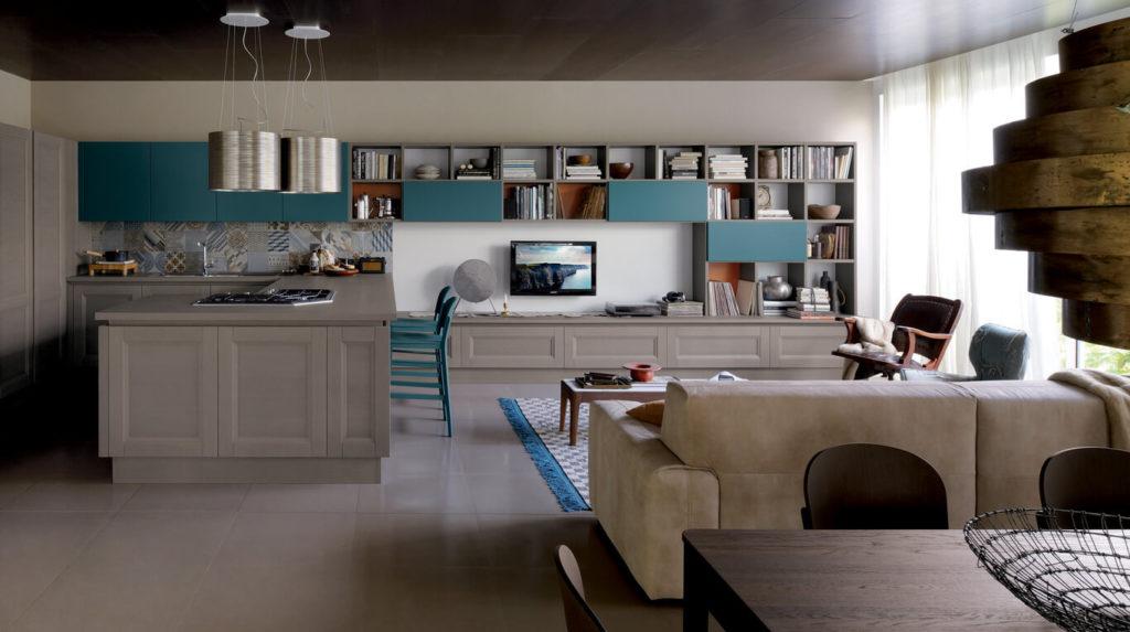 Κλασικά επιπλα κουζινας απο την Veneta Cucine-Veneta Avant
