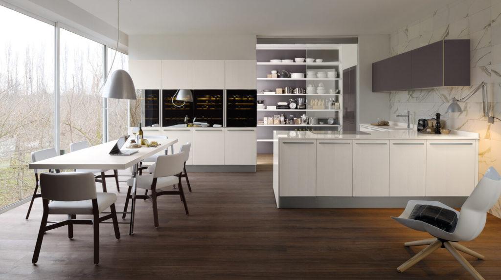 επιπλα κουζινας Μοντέρνο - veneta cucine μοντελο extra