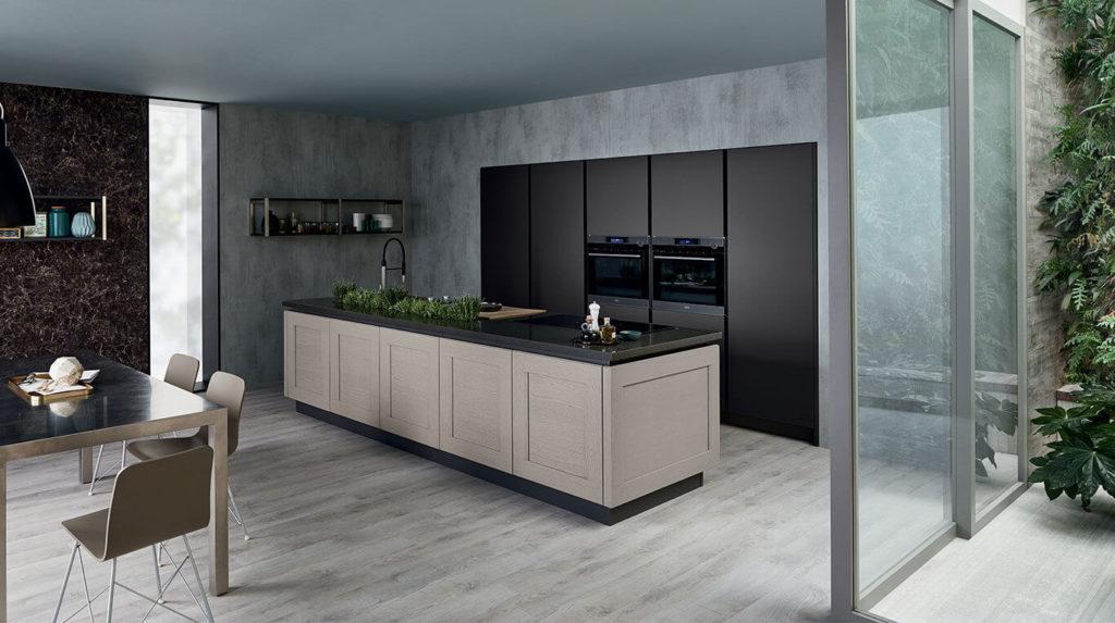 Κλασικά επιπλα κουζινας απο την Veneta Cucine-Veneta Avant μοντέλο Dialogo