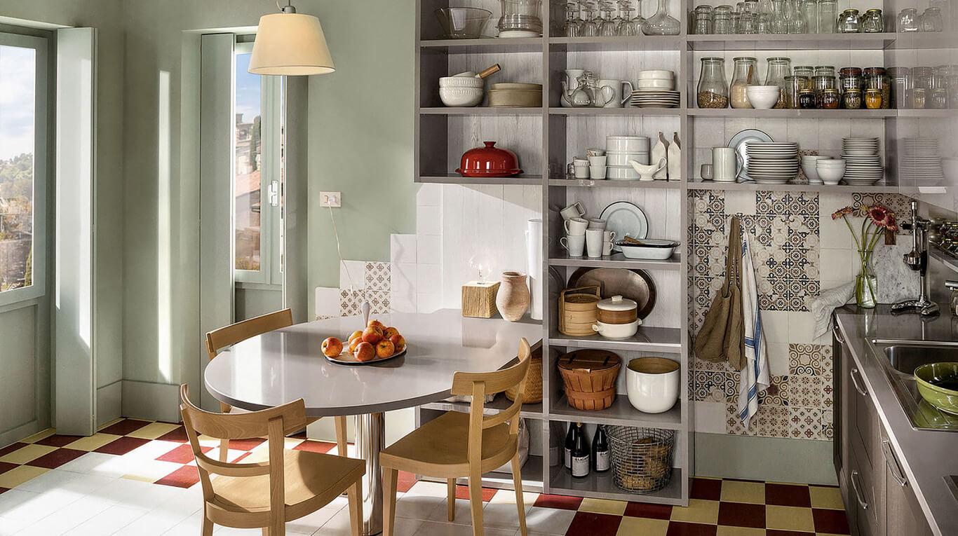 Κλασικα Επιπλα Κουζινας TABLET - Veneta Cucine