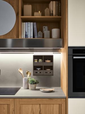 Μοντέρνα επιπλα κουζινας απο την Veneta Cucine-Veneta Avant μοντέλο MILANO