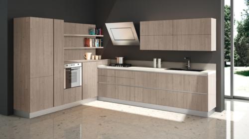 Μοντέρνα επιπλα κουζινας απο την Veneta Cucine-Veneta Avant μοντέλο Ethica go