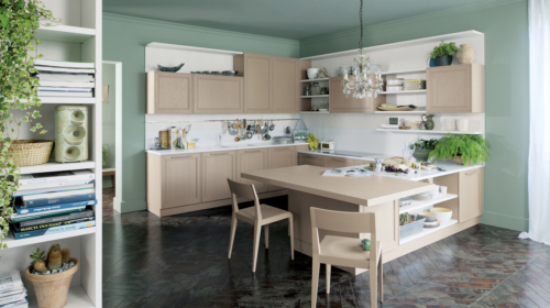 Επιπλα κουζινας VENETA CUCINE-VENETA AVANT μοντέλο ELEGANTE
