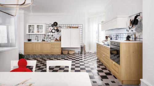 Κλασικά επιπλα κουζινας απο την Veneta Cucine-Veneta Avant μοντέλο pavese