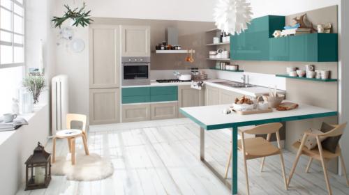 Κλασικά επιπλα κουζινας απο την Veneta Cucine-Veneta Avant μοντέλο tablet