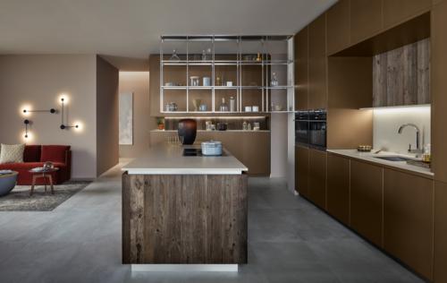 μοντερνα επιπλα κουζινας μοντελο lounge - veneta cucine