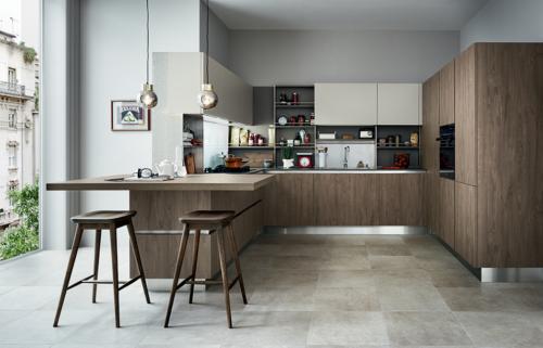 μοντερνα επιπλα κουζινας μοντελο ethica